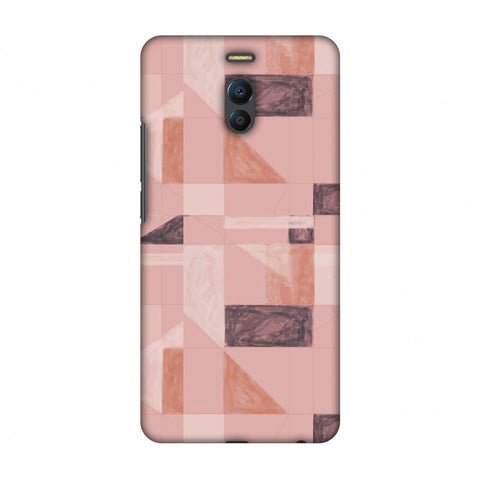 Sooty Pastels - Saturated Pink Slim Hard Shell Case For Meizu Note 6