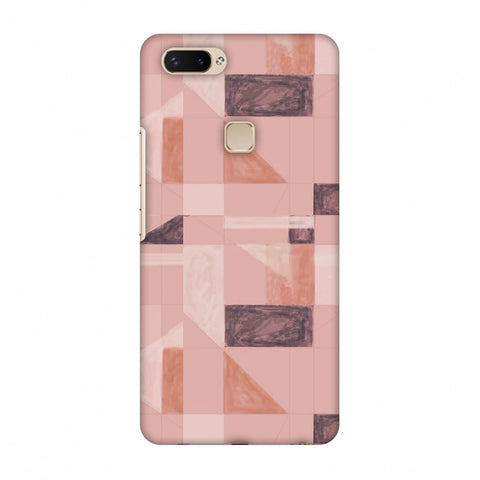 Sooty Pastels - Saturated Pink Slim Hard Shell Case For Vivo X20 Plus