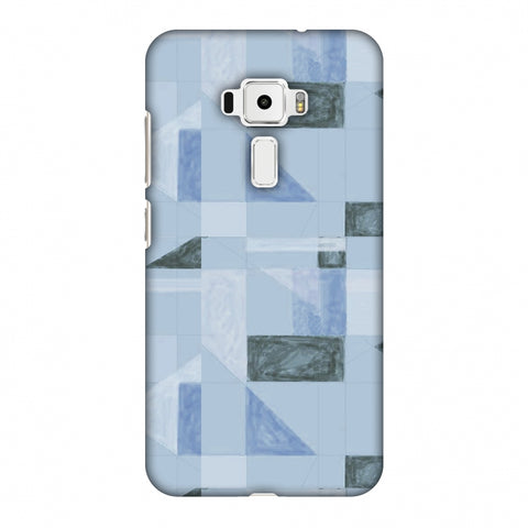 Sooty Pastels - Crystal Blue Slim Hard Shell Case For Asus Zenfone 3 ZE520KL