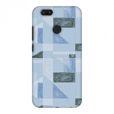 Sooty Pastels - Crystal Blue Slim Hard Shell Case For Xiaomi MI A1-5X