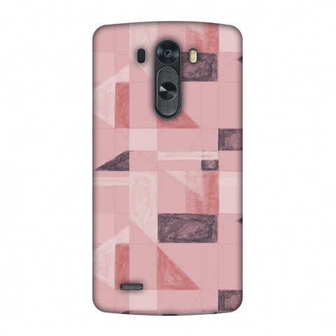 Sooty Pastels - Coral Slim Hard Shell Case For LG G4