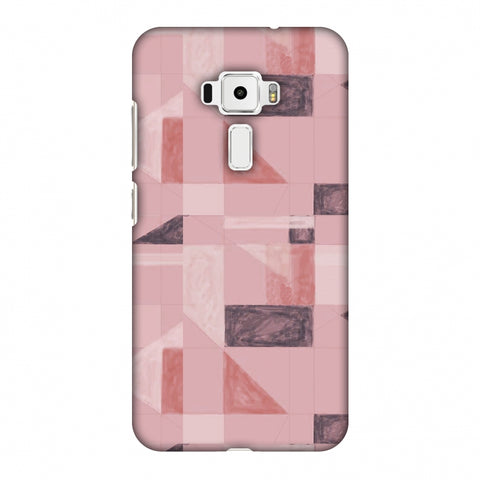 Sooty Pastels - Coral Slim Hard Shell Case For Asus Zenfone 3 ZE520KL
