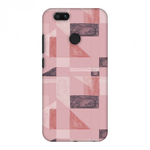 Sooty Pastels - Coral Slim Hard Shell Case For Xiaomi MI A1-5X