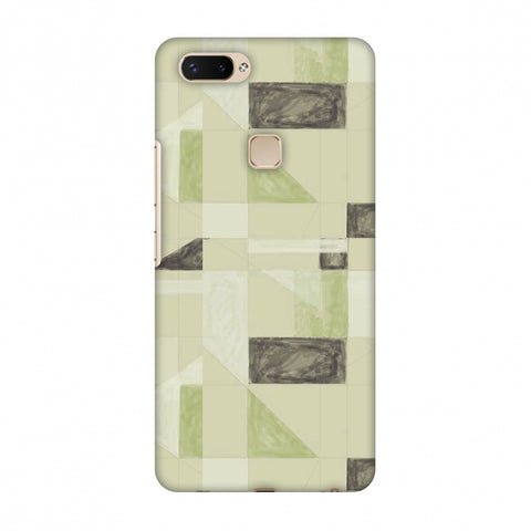 Sooty Pastels - Apple Green Slim Hard Shell Case For Vivo X20 Plus