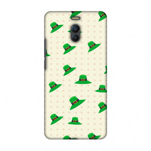 Irish Hats - Green Slim Hard Shell Case For Meizu Note 6