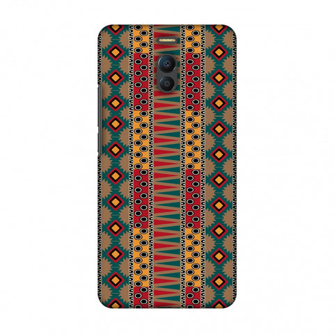 Tribal Stripes - Summer Sun Slim Hard Shell Case For Meizu Note 6