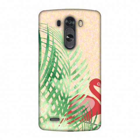Hidden Beast - Teal Slim Hard Shell Case For LG G4