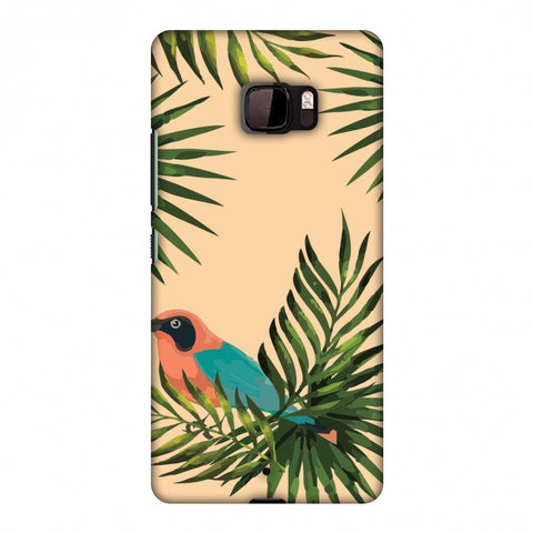 Homely Nature - Beige Slim Hard Shell Case For HTC U Ultra