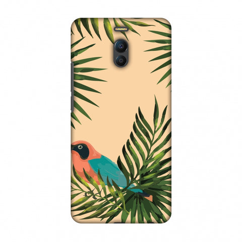 Homely Nature - Beige Slim Hard Shell Case For Meizu Note 6