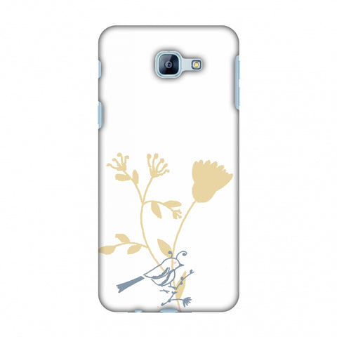 The Doodle Birdie Slim Hard Shell Case For Samsung Galaxy A8 2016