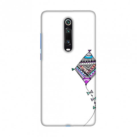 Doodle kite Slim Hard Shell Case For Redmi K20/K20 Pro