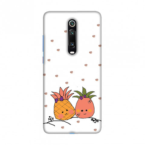 Pineapple blush Slim Hard Shell Case For Redmi K20/K20 Pro