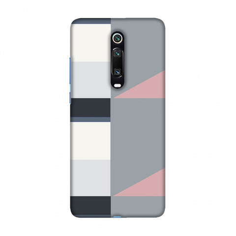 Multi shapes- Soot grey Slim Hard Shell Case For Redmi K20/K20 Pro