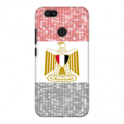 Egypt Flag - Shapes Slim Hard Shell Case For Xiaomi MI A1-5X