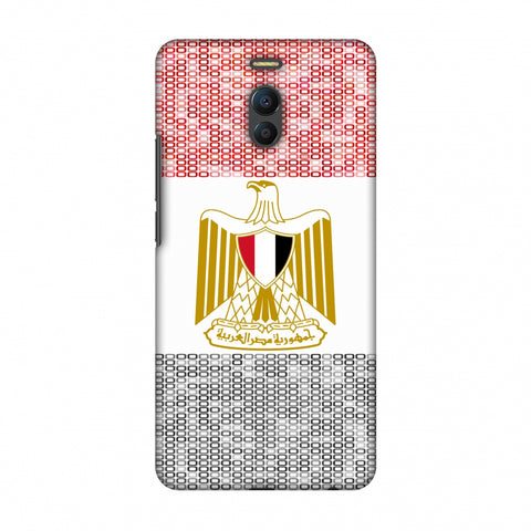 Egypt Flag - Shapes Slim Hard Shell Case For Meizu Note 6