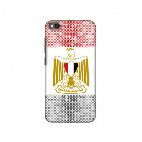 Egypt flag- Shapes Slim Hard Shell Case For Redmi Go
