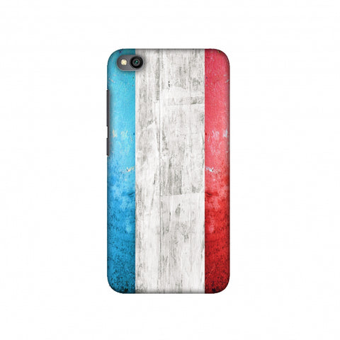 france flag- Rugged Slim Hard Shell Case For Redmi Go