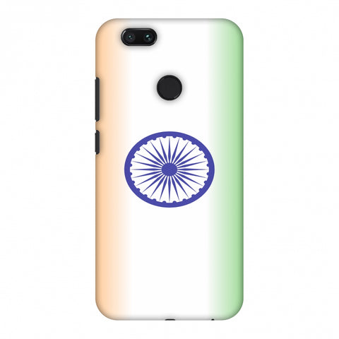 India Flag - Ombre Slim Hard Shell Case For Xiaomi MI A1-5X
