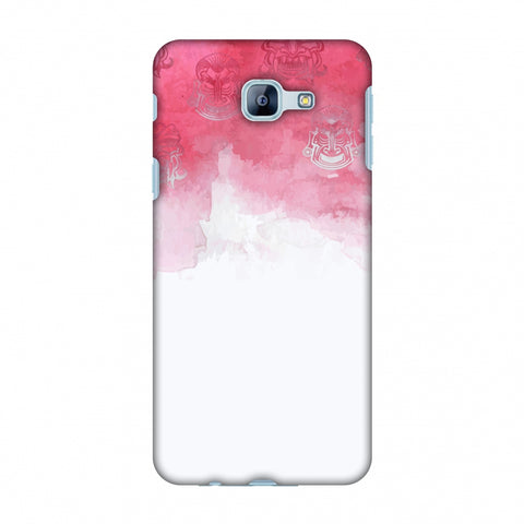 Indonesia Flag - Watercolour Slim Hard Shell Case For Samsung Galaxy A8 2016