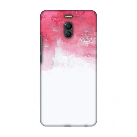 Indonesia Flag - Watercolour Slim Hard Shell Case For Meizu Note 6