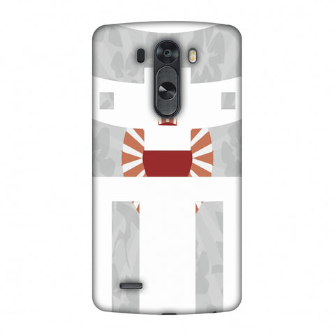 Itsukushima Shrine - Japan Flag Slim Hard Shell Case For LG G4