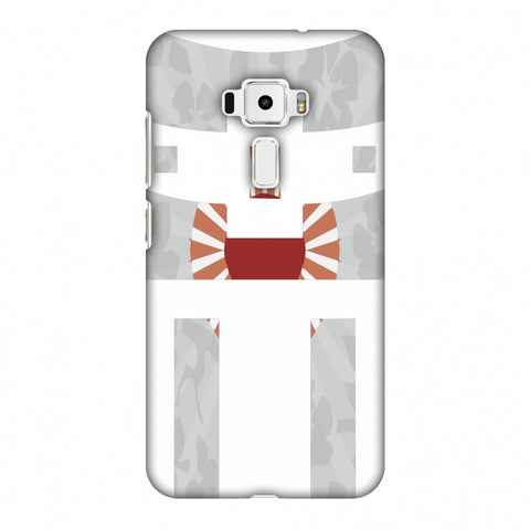 Itsukushima Shrine - Japan Flag Slim Hard Shell Case For Asus Zenfone 3 ZE520KL