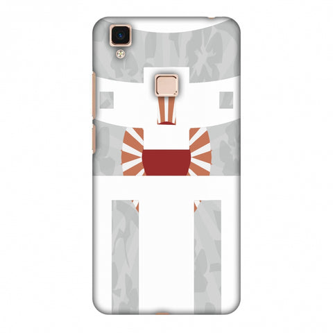 Itsukushima Shrine - Japan Flag Slim Hard Shell Case For Vivo V3 Max