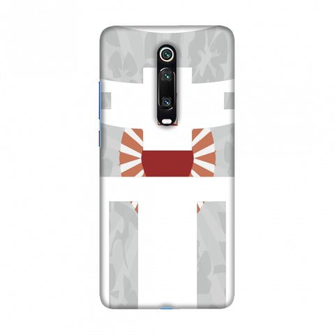 Itsukushima Shrine- Japan flag Slim Hard Shell Case For Redmi K20/K20 Pro