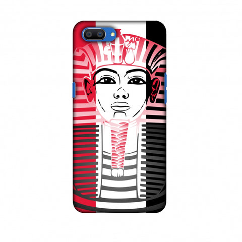 LAnd Of Pharaoh - Egypt Flag Slim Hard Shell Case For Oppo Realme C1