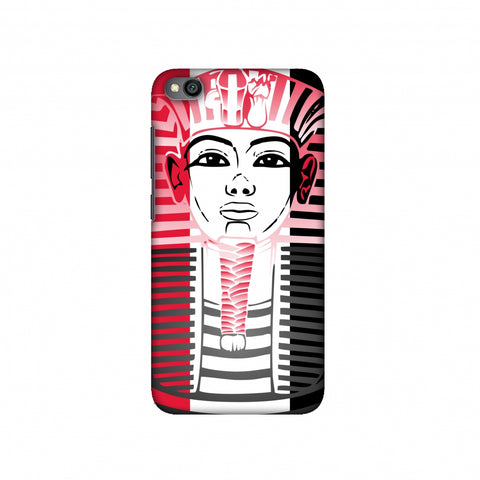 Land of Pharaoh- Egypt flag Slim Hard Shell Case For Redmi Go