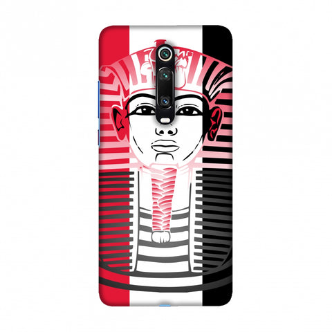 Land of Pharaoh- Egypt flag Slim Hard Shell Case For Redmi K20/K20 Pro