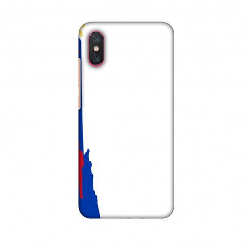 Luneta - Philippines Flag Slim Hard Shell Case For Xiaomi Mi 8 Pro