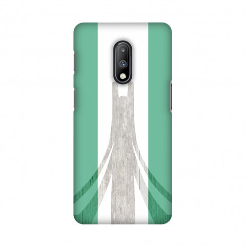 Martyrs Memorial- Nigeria flag Slim Hard Shell Case For OnePlus 7