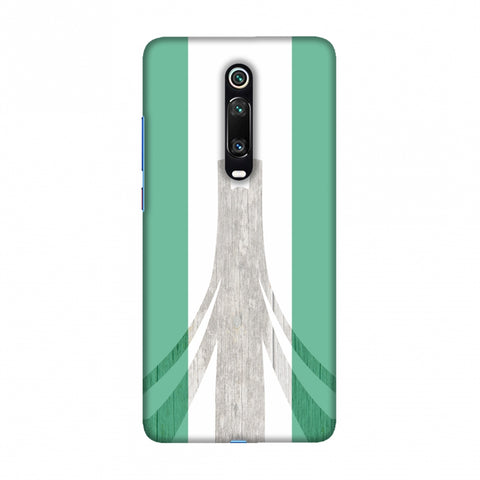 Martyrs Memorial- Nigeria flag Slim Hard Shell Case For Redmi K20/K20 Pro