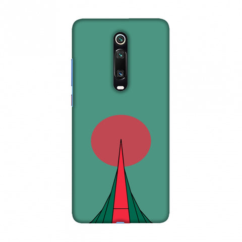 National Martyrs Memorial- Bangladesh flag Slim Hard Shell Case For Redmi K20/K20 Pro