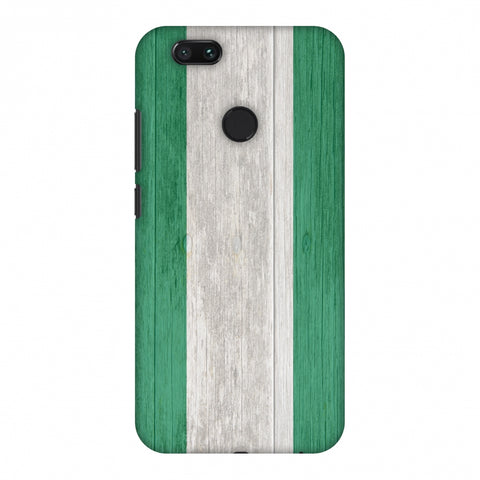 Nigeria Flag - Textures Slim Hard Shell Case For Xiaomi MI A1-5X