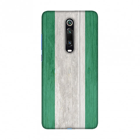 Nigeria flag- Textures Slim Hard Shell Case For Redmi K20/K20 Pro