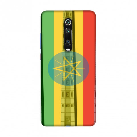 Obelix of Axum- Ethiopia flag Slim Hard Shell Case For Redmi K20/K20 Pro