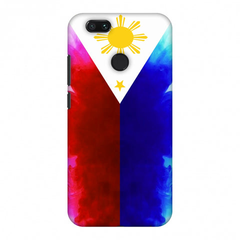 Philippines Flag - Smoke Shades Slim Hard Shell Case For Xiaomi MI A1-5X