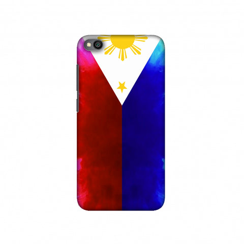 Philippines flag- Smoke shades Slim Hard Shell Case For Redmi Go