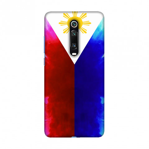 Philippines flag- Smoke shades Slim Hard Shell Case For Redmi K20/K20 Pro
