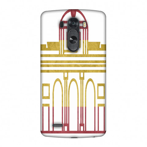 Puerta De Toledo - Spain Flag Slim Hard Shell Case For LG G4