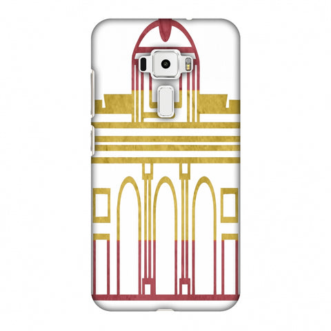 Puerta De Toledo - Spain Flag Slim Hard Shell Case For Asus Zenfone 3 ZE520KL