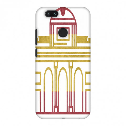 Puerta De Toledo - Spain Flag Slim Hard Shell Case For Xiaomi MI A1-5X
