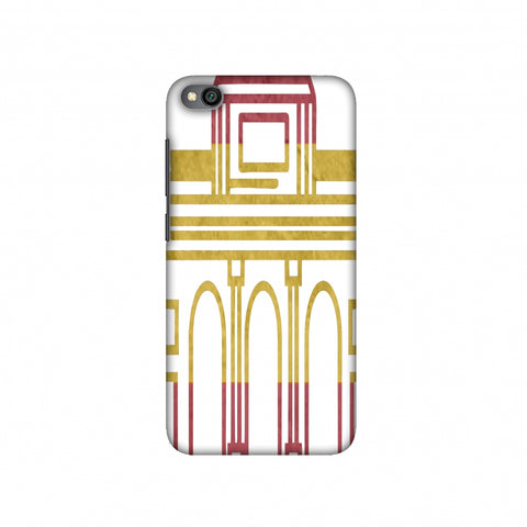 Puerta De Toledo- Spain flag Slim Hard Shell Case For Redmi Go
