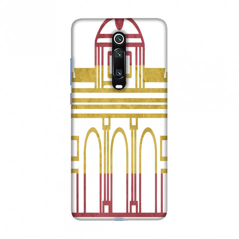 Puerta De Toledo- Spain flag Slim Hard Shell Case For Redmi K20/K20 Pro