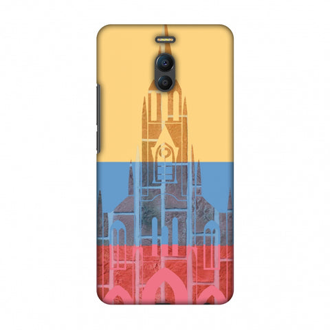 Santiago De Cali - Colombia Flag Slim Hard Shell Case For Meizu Note 6