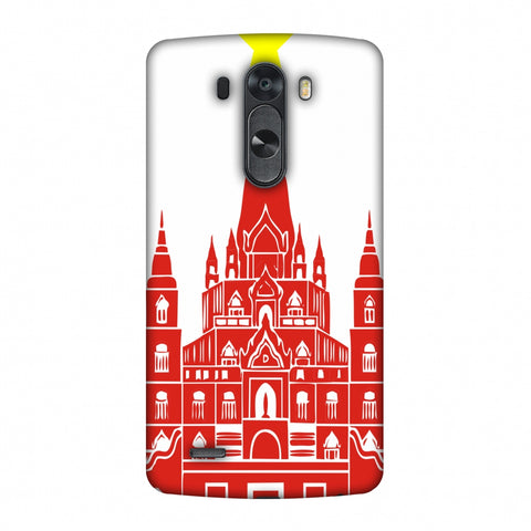 Tan Din Church - Vietnam Flag Slim Hard Shell Case For LG G4