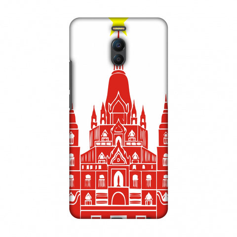 Tan Din Church - Vietnam Flag Slim Hard Shell Case For Meizu Note 6