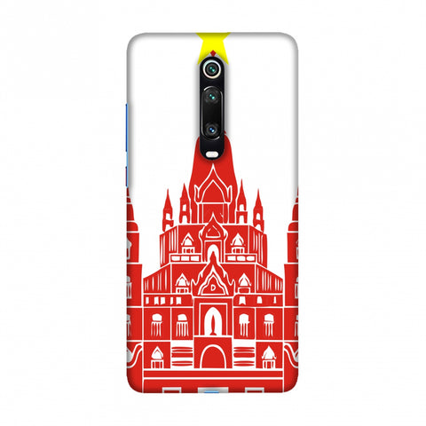 Tan Din Church- Vietnam flag Slim Hard Shell Case For Redmi K20/K20 Pro